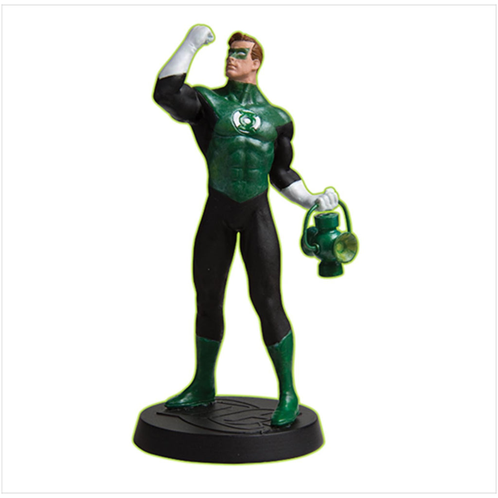 Eaglemoss DC Super Hero Collection Green Lantern 4 Inch Figure