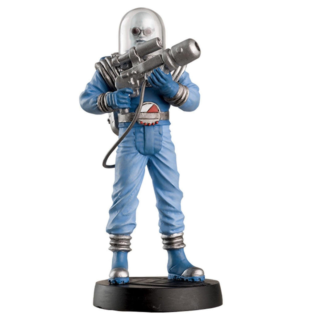 Action Figures - Eaglemoss DC Super Hero Collection Mr. Freeze 4 Inch Figure