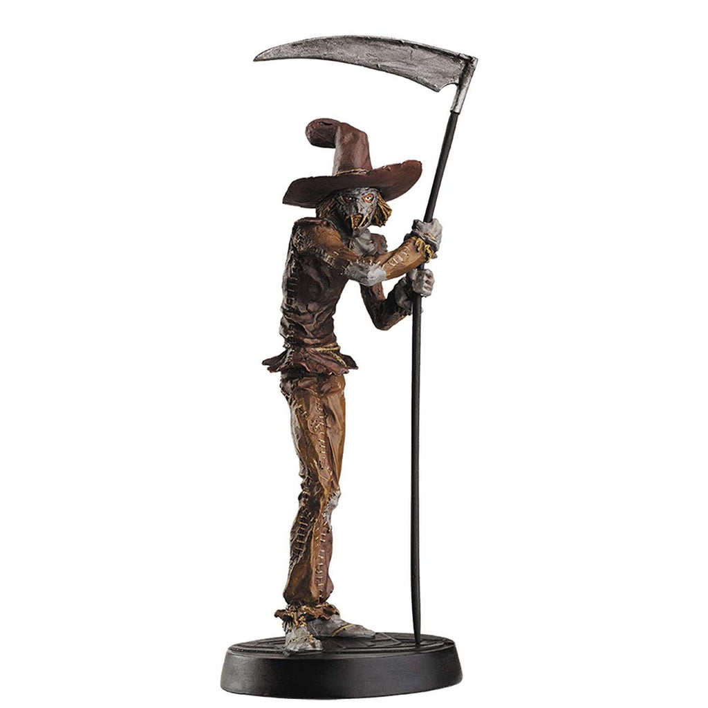 Action Figures - Eaglemoss DC Super Hero Collection Scarecrow 4 Inch Figure