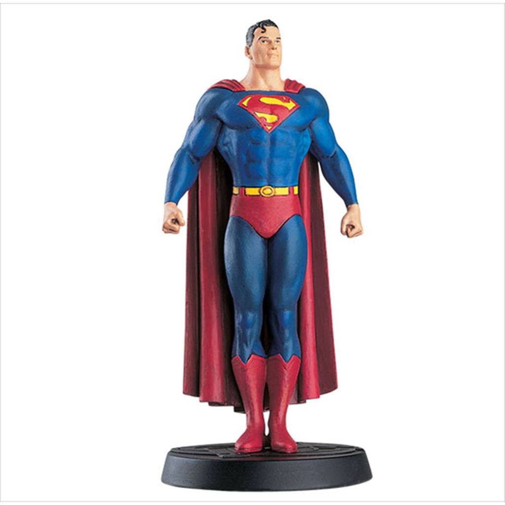 Eaglemoss DC Super Hero Collection Superman 4 Inch Figure