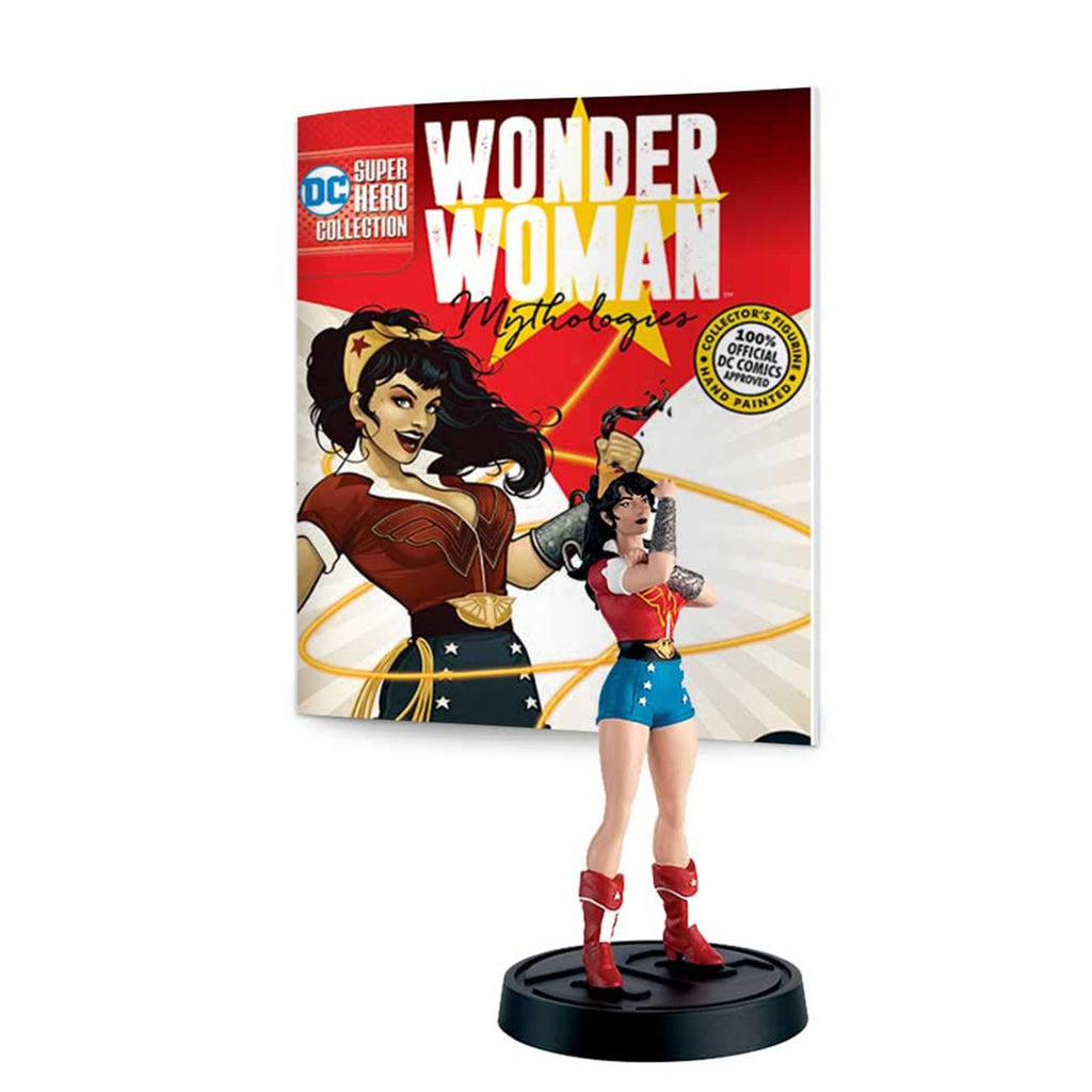 Eaglemoss DC Wonder Woman Mythology Bombshell 5 Inch Figure