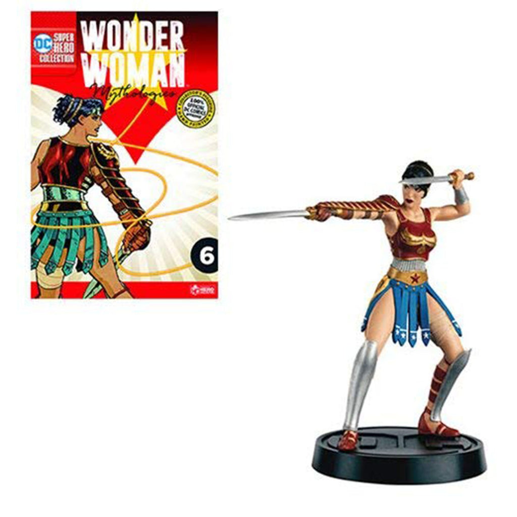 Eaglemoss DC Wonder Woman Mythology Divine 5 Inch Figure