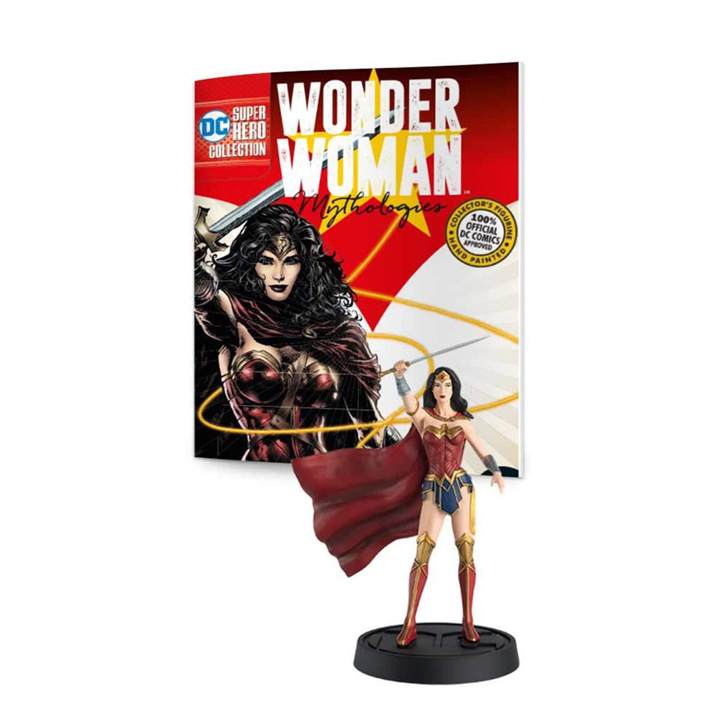 Eaglemoss DC Wonder Woman Mythology Rebirth 5 Inch Figure