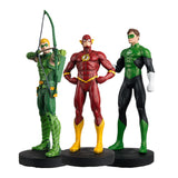 Action Figures - Eaglemoss Masterpiece Collection Justice League Red 3 Figure Set