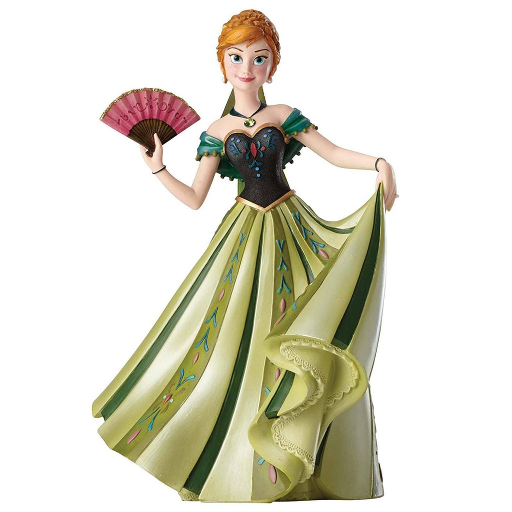 Enesco Disney Frozen Showcase Couture De Force Anna Figure