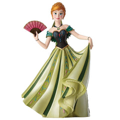 Action Figures - Enesco Disney Frozen Showcase Couture De Force Anna Figure