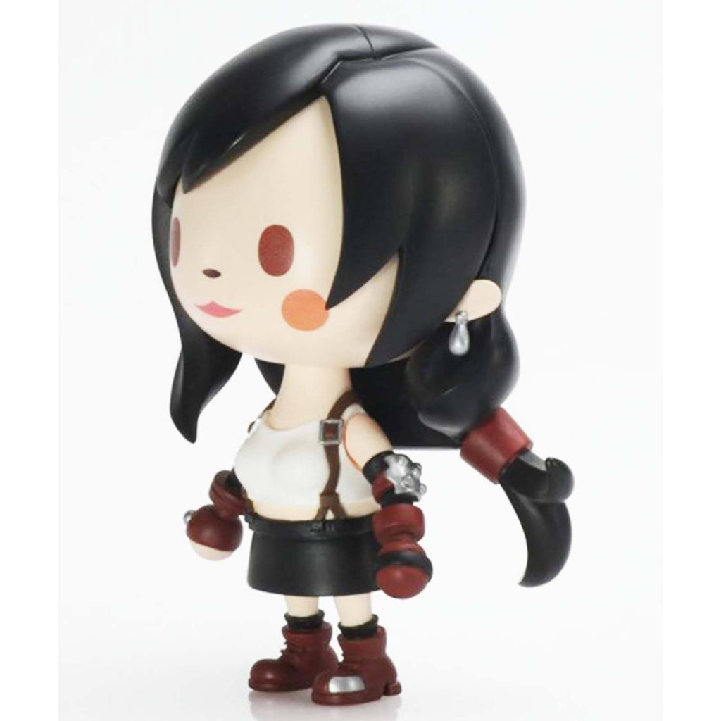 Final Fantasy Static Arts Tifa Lockhart Mini Action Figure