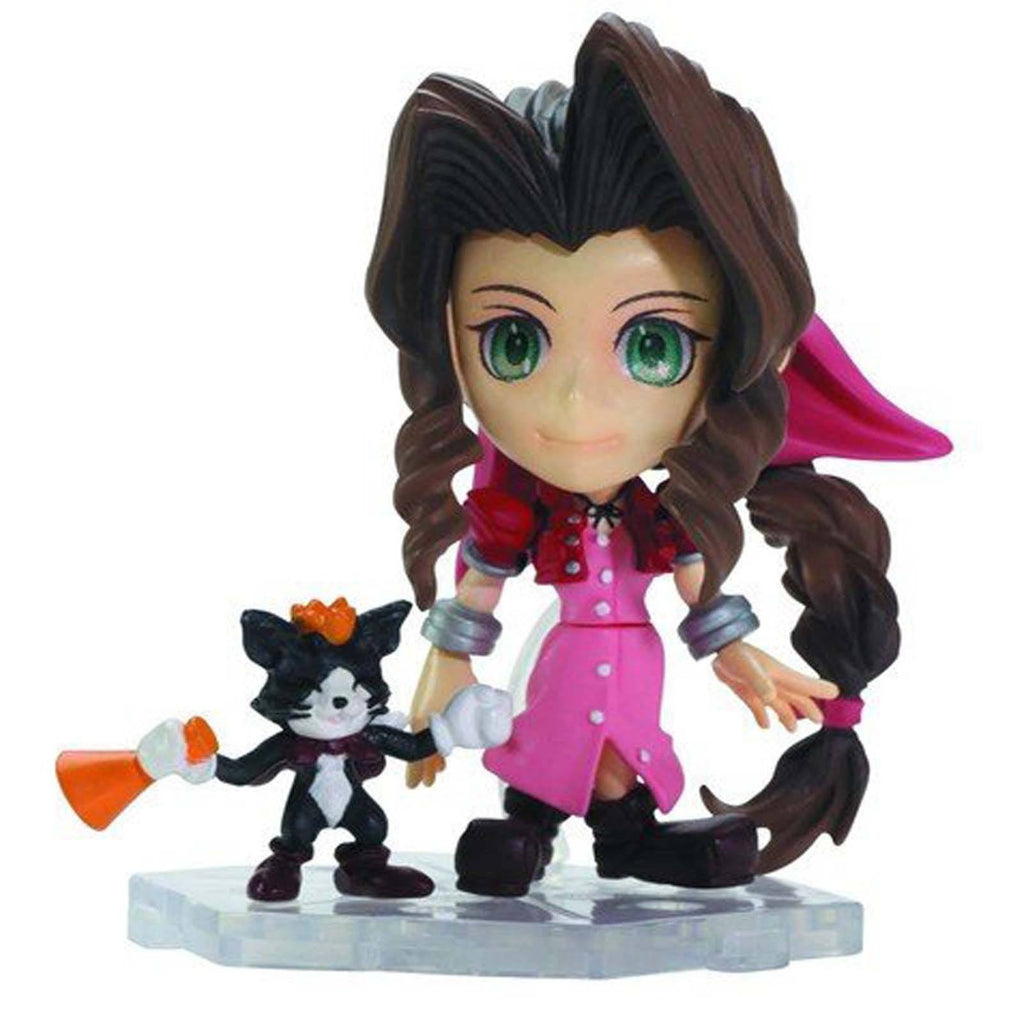 Final Fantasy VII Trading Arts Mini Aeris Figure Set