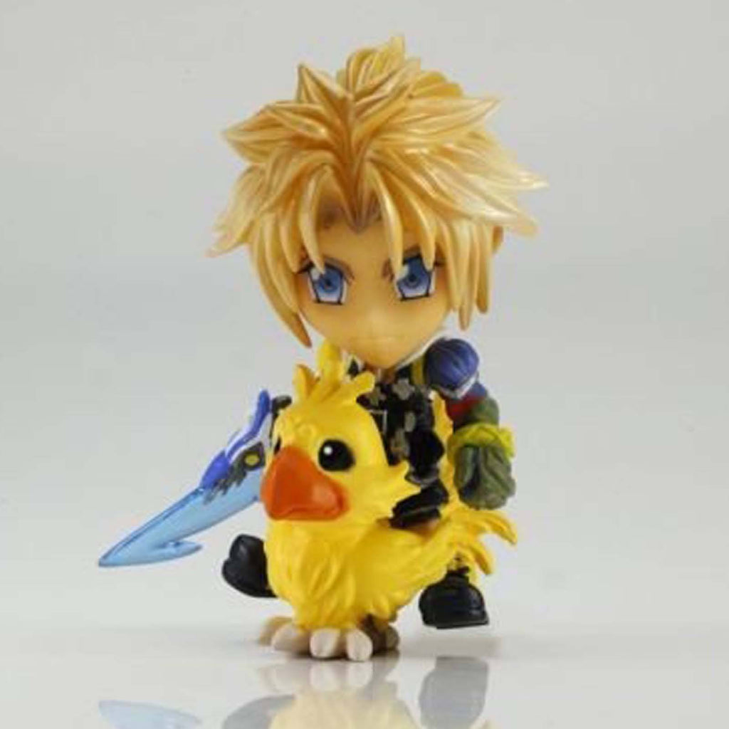 Final Fantasy X Trading Arts Mini Tidus Figure Set