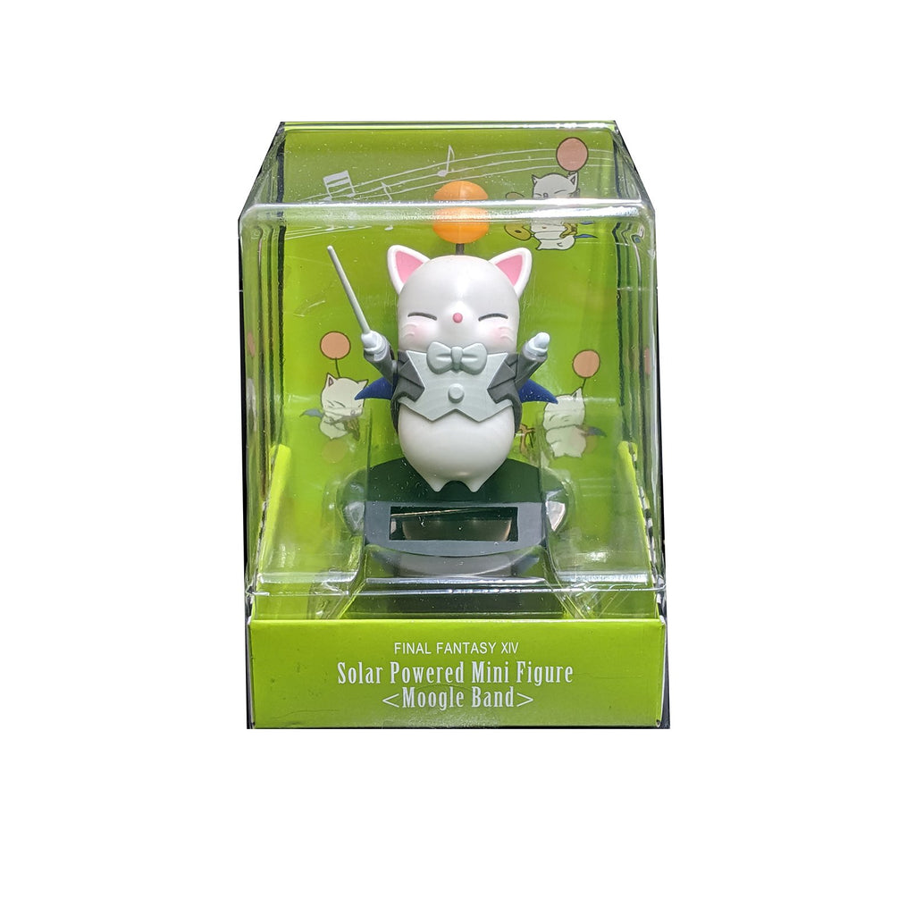 Final Fantasy XIV Moogle Music Corps Conductor Mini Solar Figure