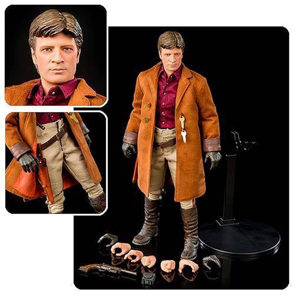Firefly Malcolm Reynolds 1/6 Scale Articulated Action Figure