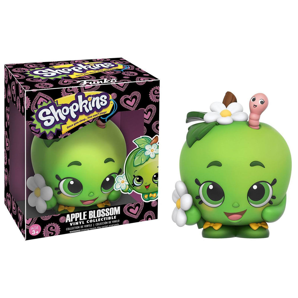 Funko Shopkins Apple Blossom Vinyl Figure