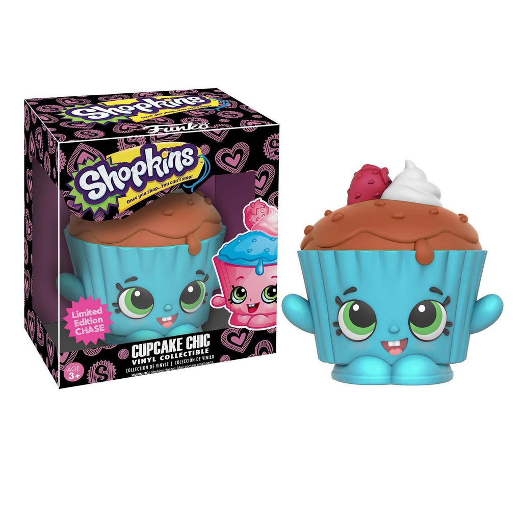 Funko Shopkins Cupcake Chic Vinyl Figure CHASE VERSION