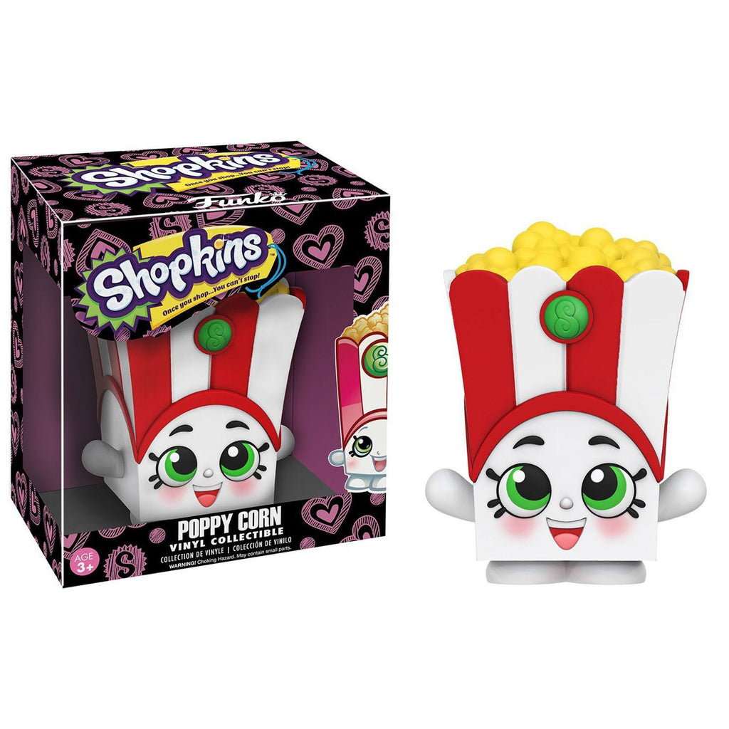 Funko Shopkins Poppy Corn Vinyl Figure