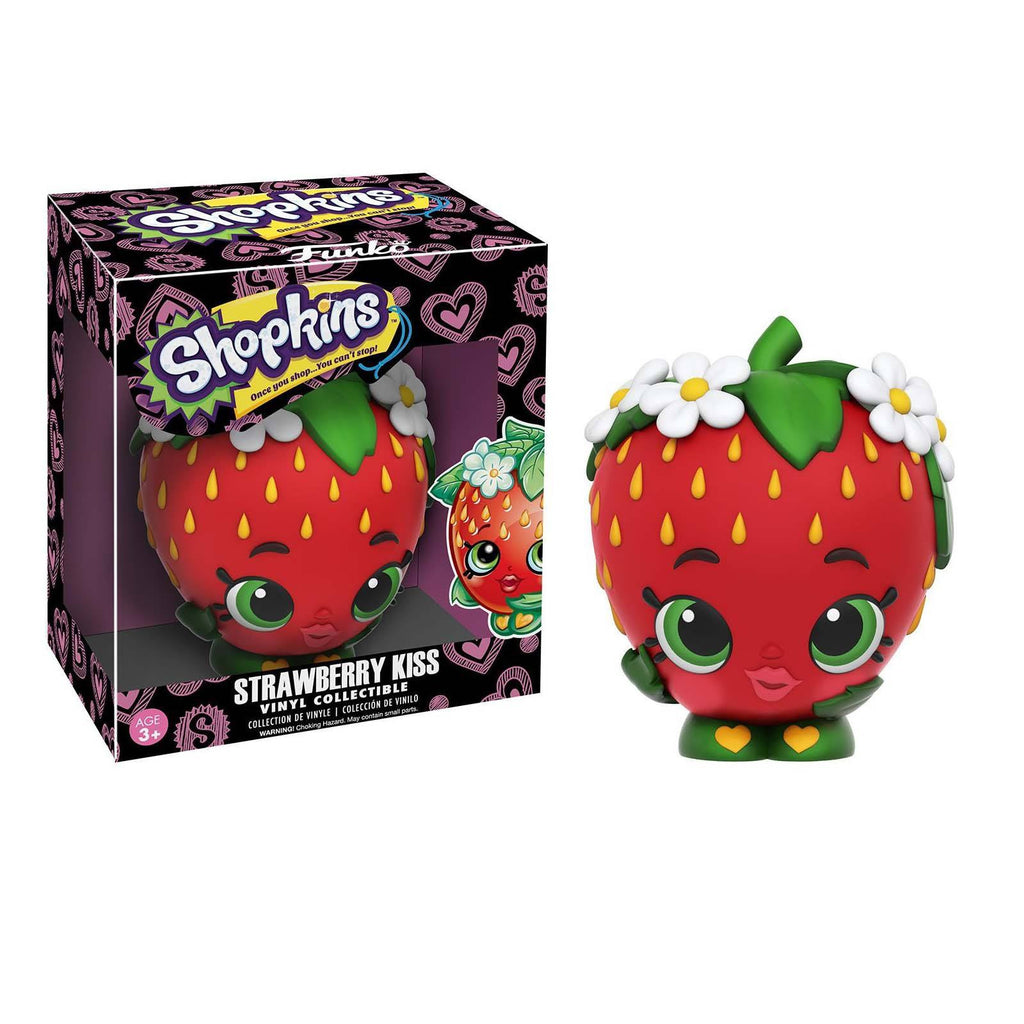 Funko Shopkins Strawberry Kiss Vinyl Figure