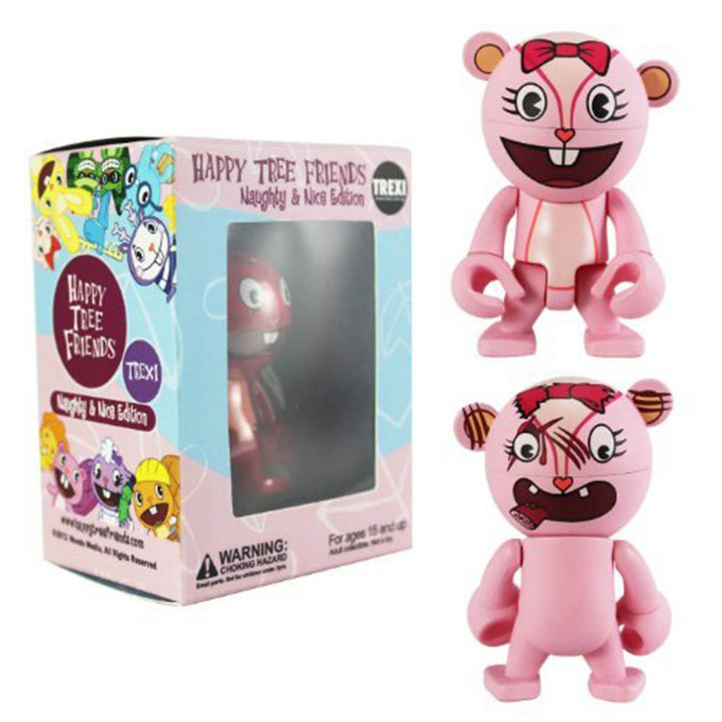 Happy Tree Friends Trexi Giggles Figure - Radar Toys