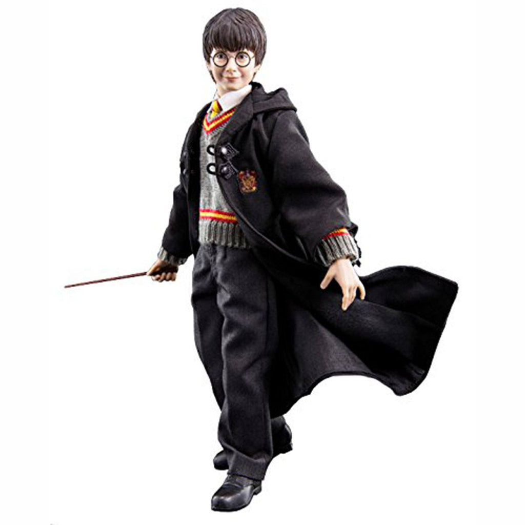 Harry Potter and the Sorcerers Stone Harry Potter 1/6 Scale Action Figure - Radar Toys