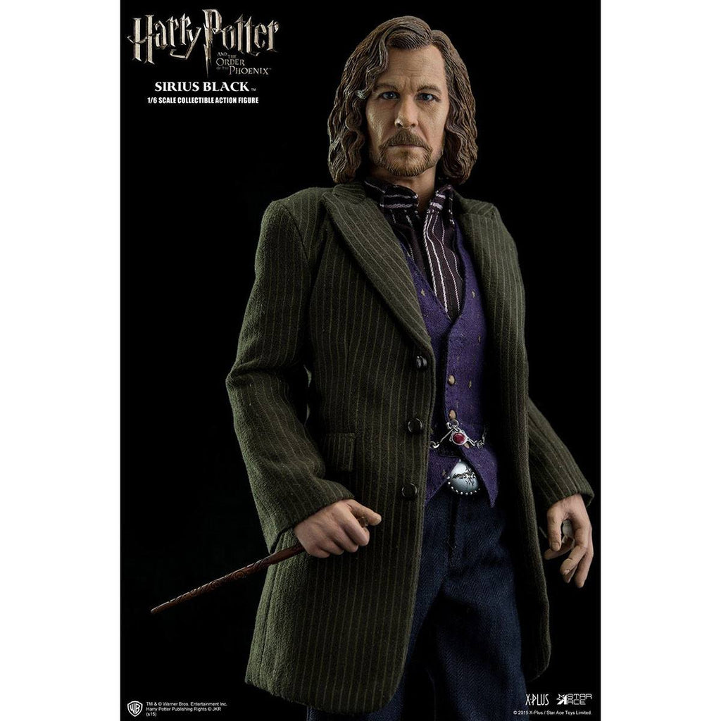 Harry Potter Order of the Phoenix Sirius Black 1/6 Scale Action Figure