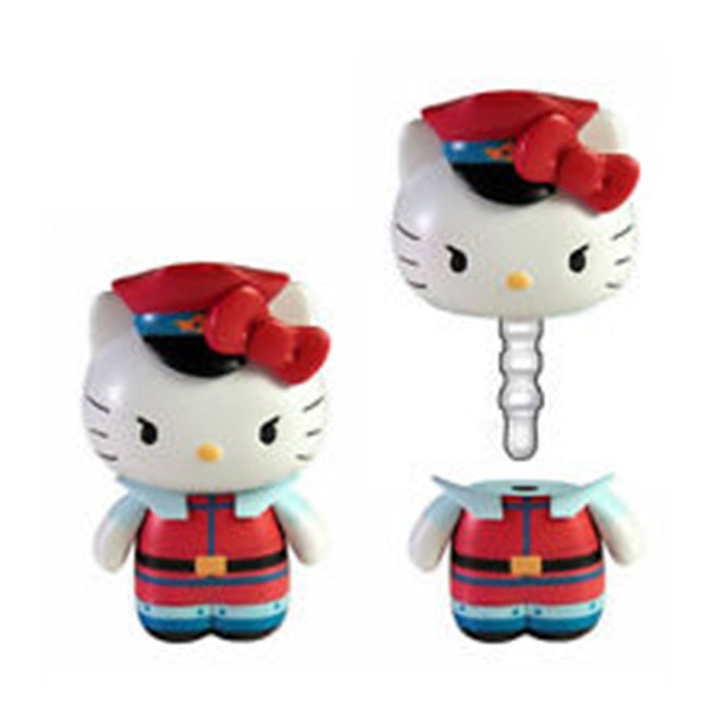 Hello Kitty Street Fighter M Bison Mobile Plug Charm Figure - Radar Toys