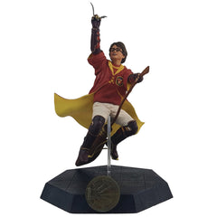 Action Figures - Icon Heroes Harry Potter In Quidditch Uniform Figure