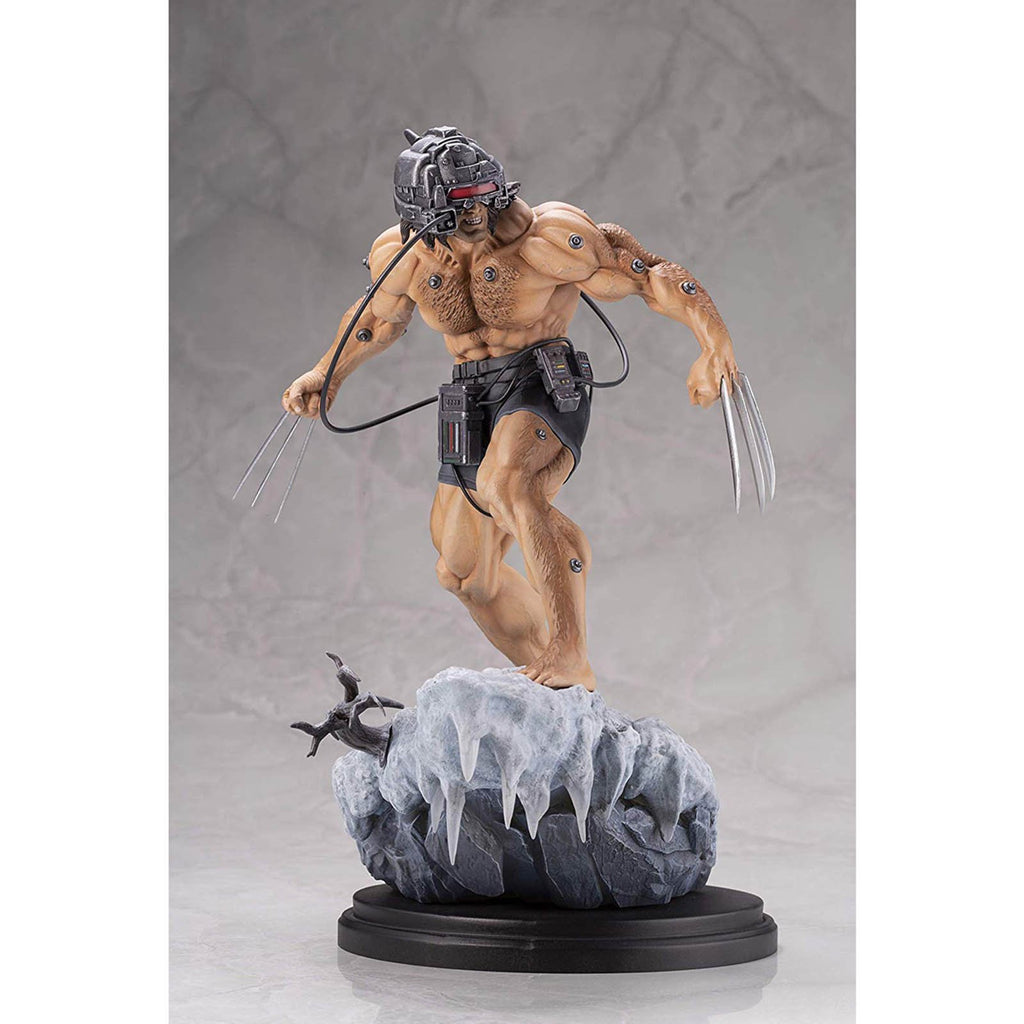 Kotobukiya Marvel Weapon X Fine Art Statue