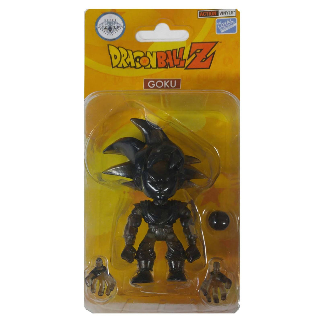 Loyal Subjects Dragon Ball Z Diamond SDDC Exclusive Goku Black Figure - Radar Toys