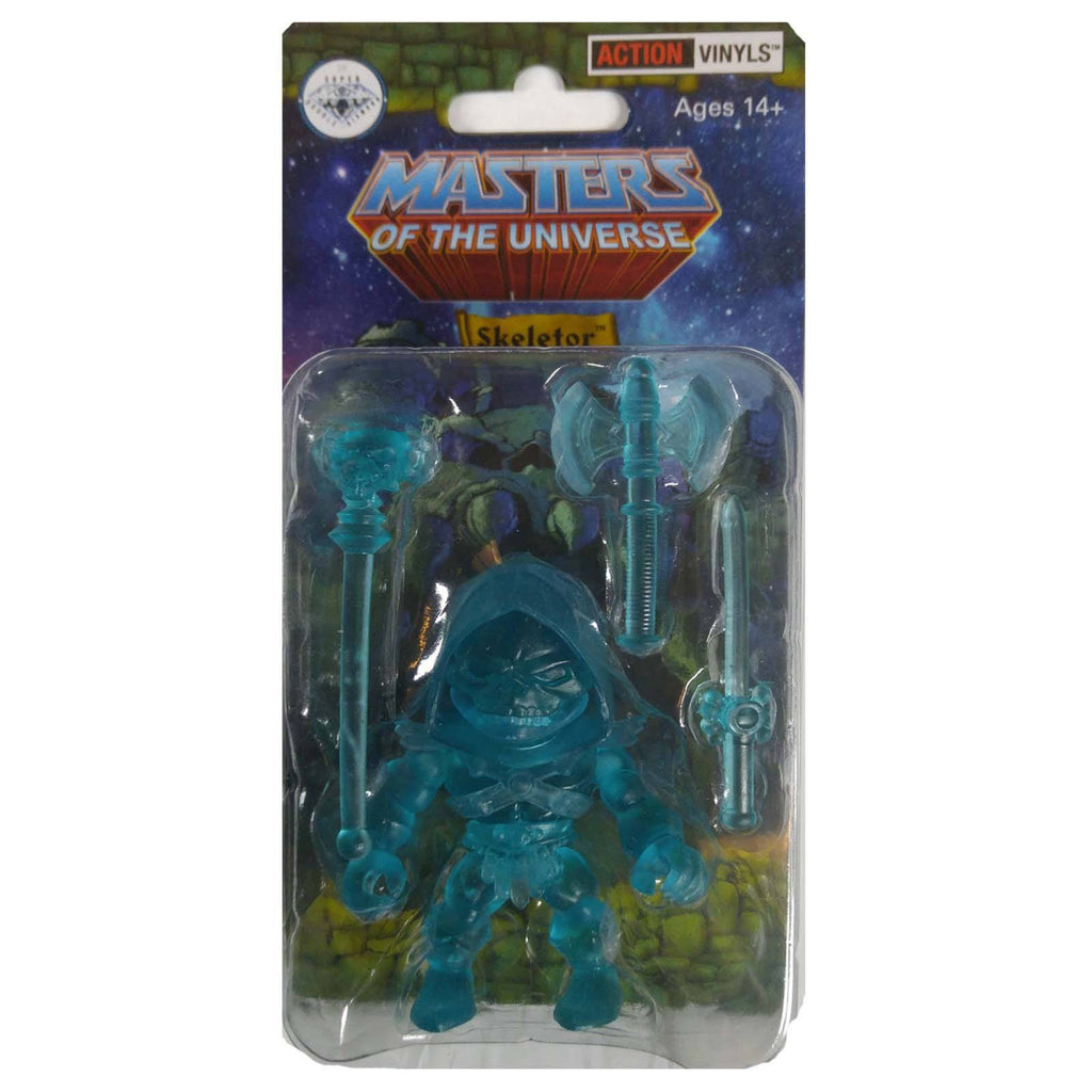 Loyal Subjects Masters Of The Universe Skeletor Blue Figure - Radar Toys