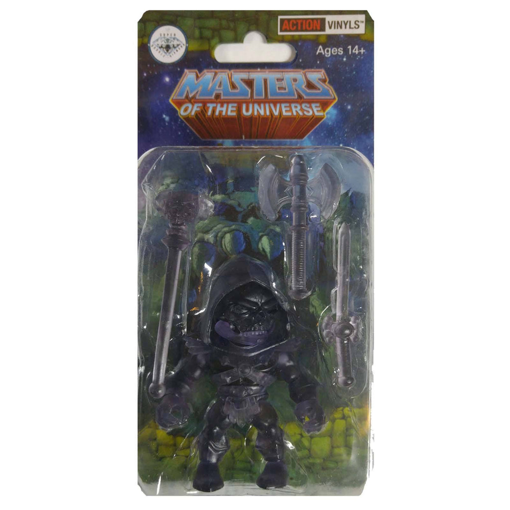 Loyal Subjects Masters Of The Universe Skeletor Purple Figure