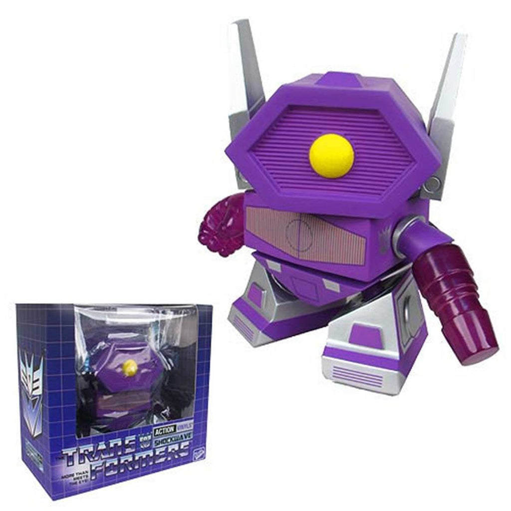 Loyal Subjects Transformers Shockwave Vinyl Figure