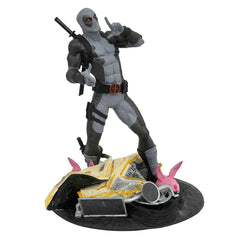 Action Figures - Marvel Gallery SDCC PX Exclusive Deadpool X-Force Uniform Taco Truck Figure