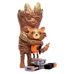 Action Figures - Marvel Guardians Of The Galaxy Treehugger Vinyl Figure Set
