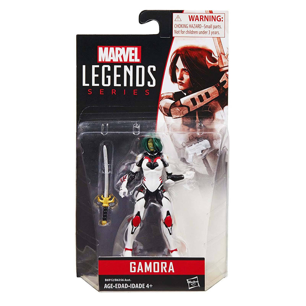 Action Figures - Marvel Legends Series Gamora Action Figure