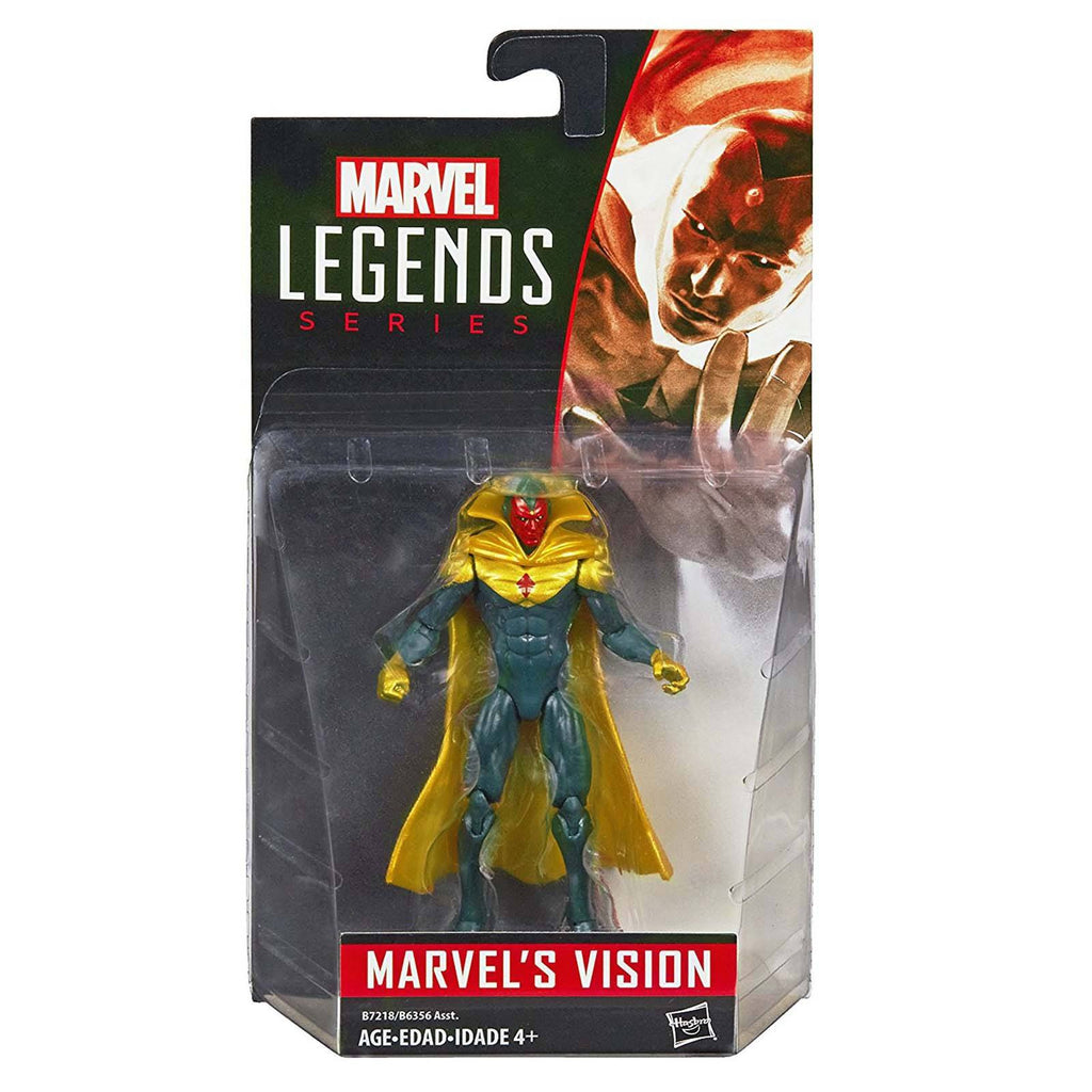 Action Figures - Marvel Legends Series Marvel's Vision Action Figure