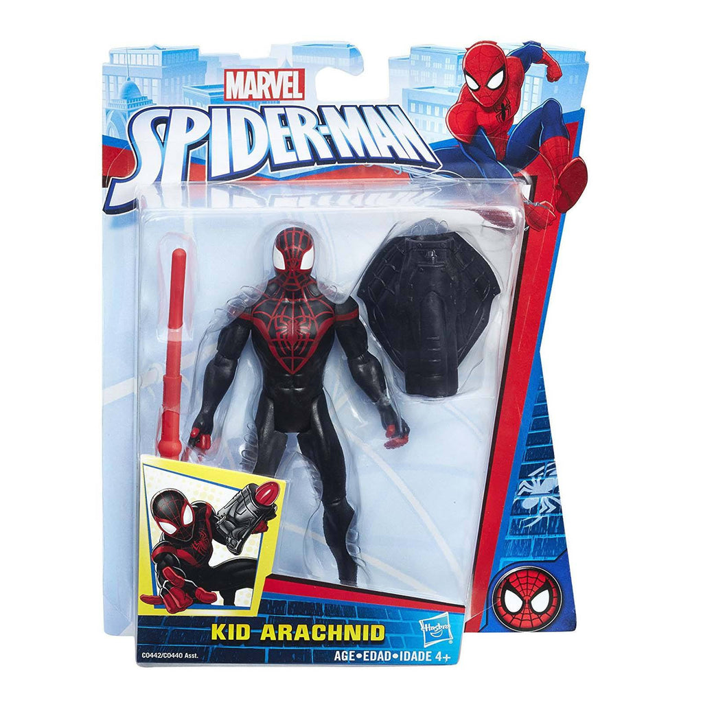 Marvel Spider-Man Kid Arachnid 6 Inch Action Figure