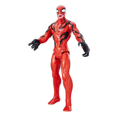 Action Figures - Marvel Spider-Man Titan Hero Series Carnage Action Figure