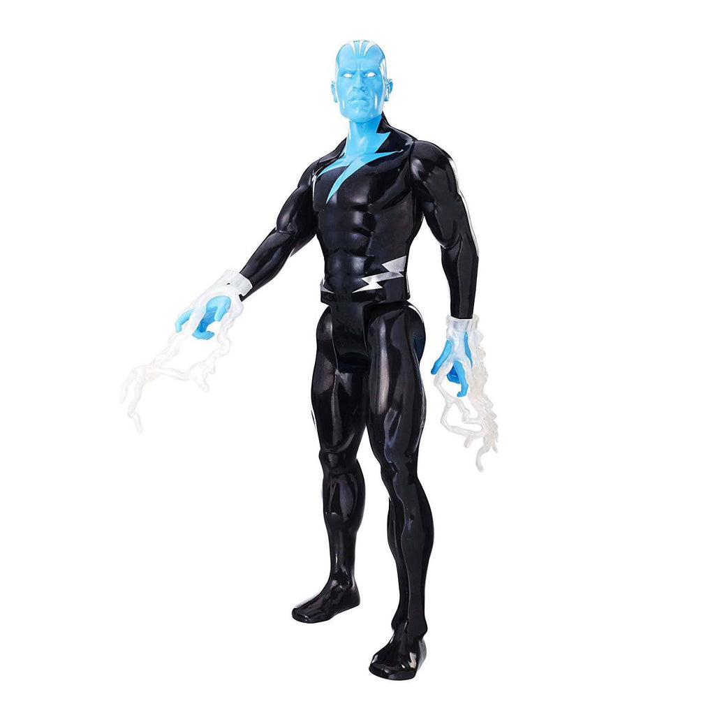 Marvel Spider-Man Titan Hero Series Electro Action Figure