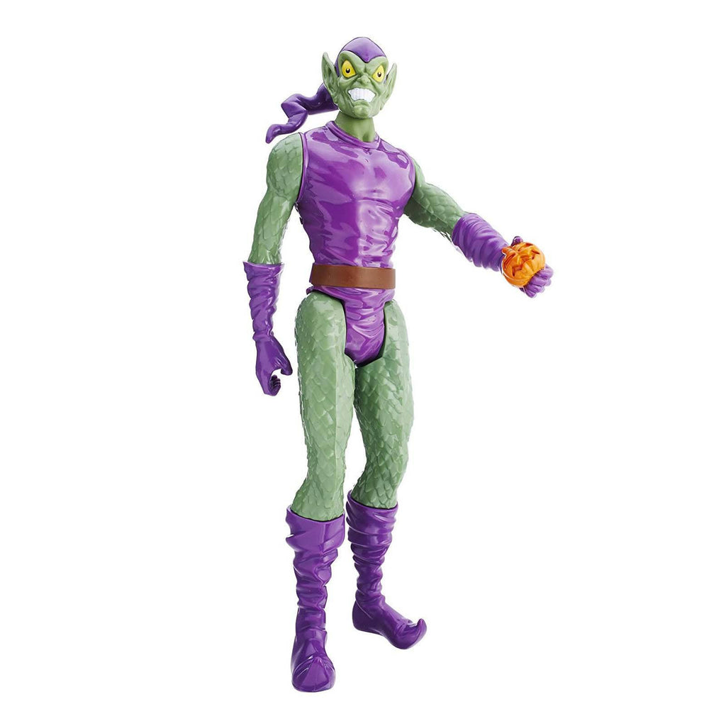 Marvel Spider-Man Titan Hero Series Green Goblin Action Figure