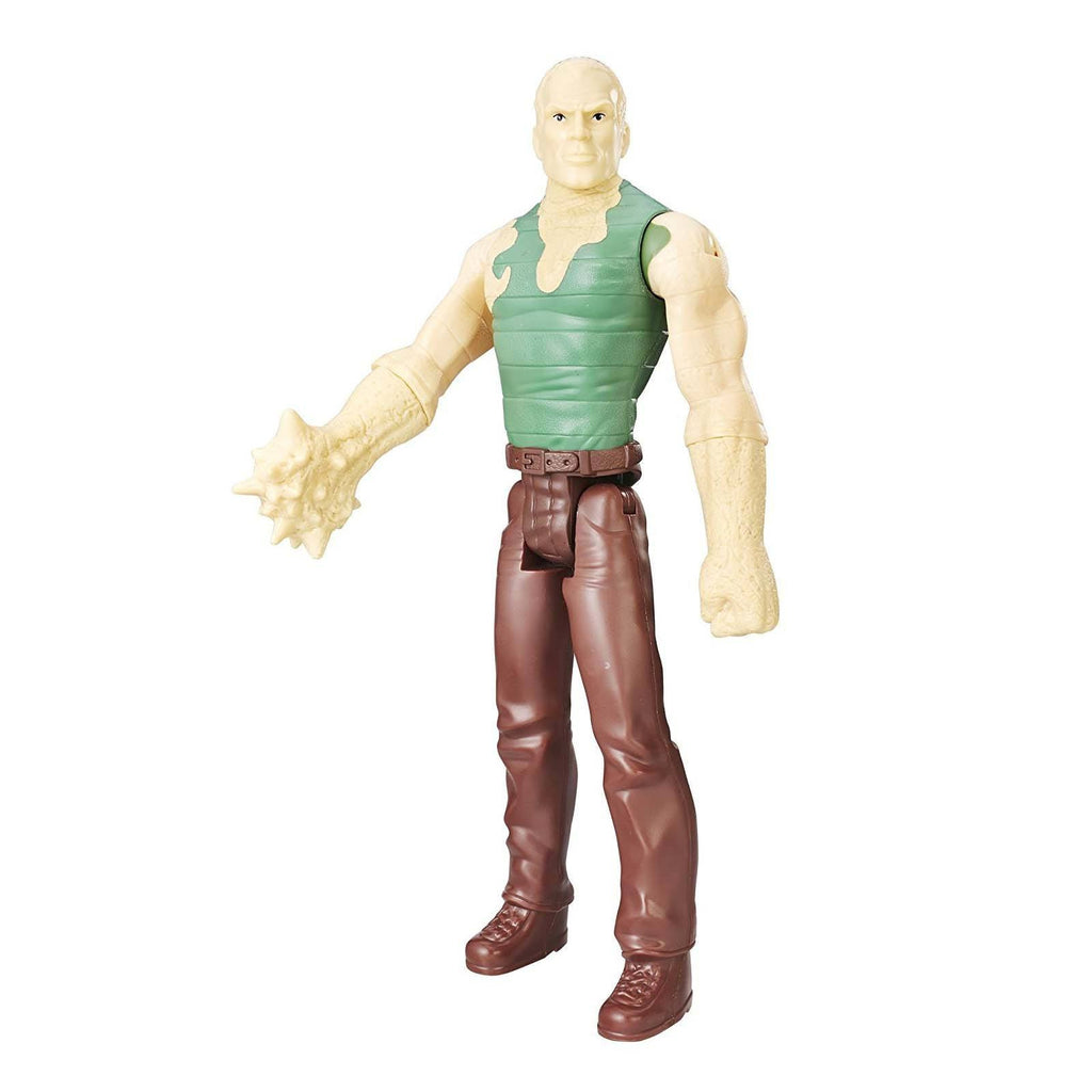 Marvel Spider-Man Titan Hero Series Sandman Action Figure