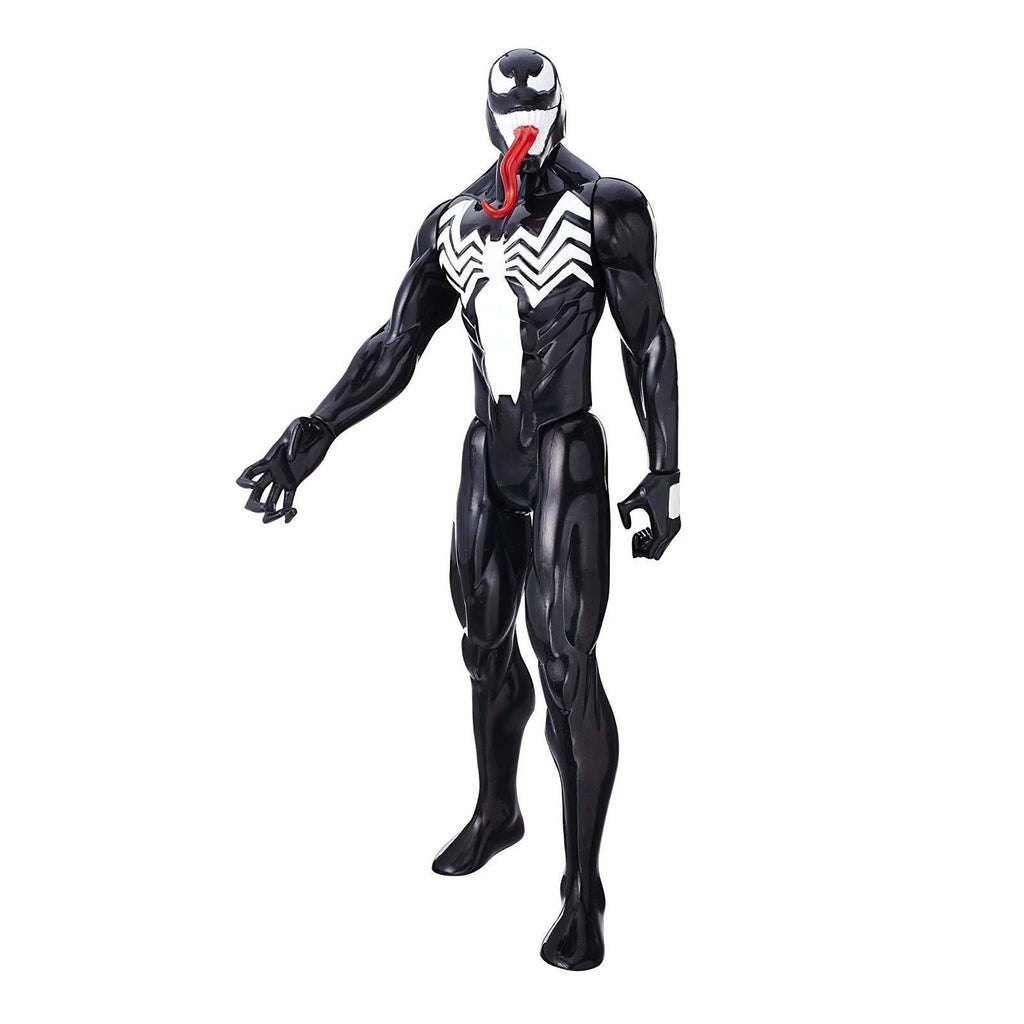 Marvel Spider-Man Titan Hero Series Venom Action Figure
