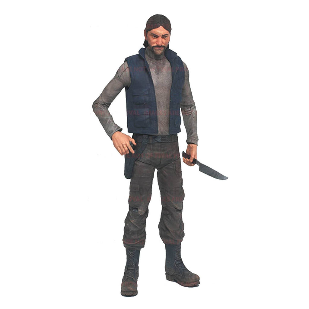McFarlane Toys The Walking Dead Comic Series 2 The Governor Action Figure - Radar Toys