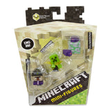 Minecraft 6 End Stone Witch Creeper Endermites Mini Figures 3 Pack - Radar Toys
