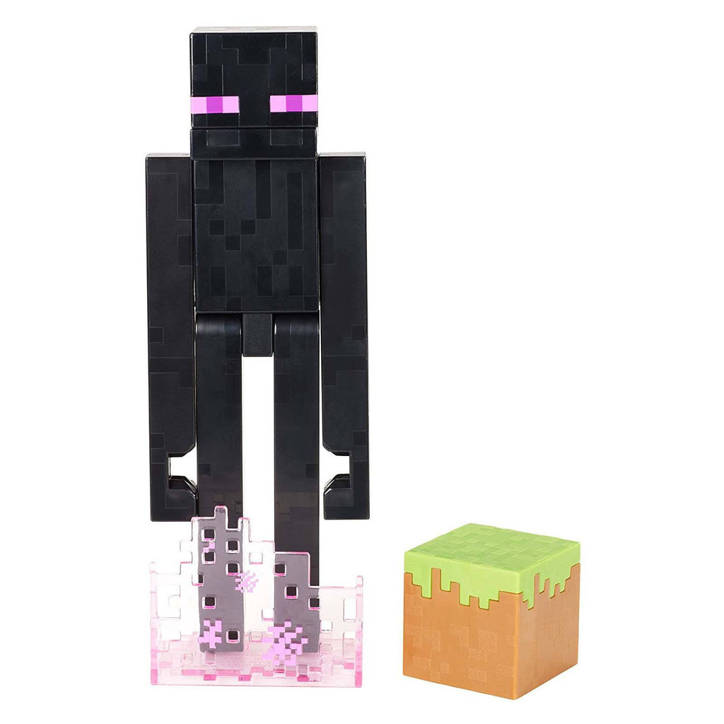 Minecraft Attacking Enderman 5 Inch Action Figure