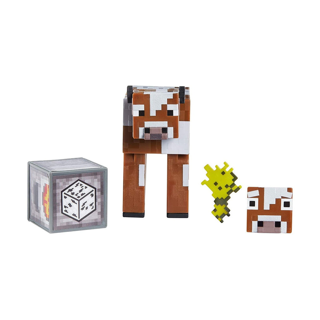Minecraft Comic Maker Cow Action Figure