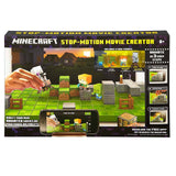 Action Figures - Minecraft Stop-Motion Movie Creator Mini Figure Set