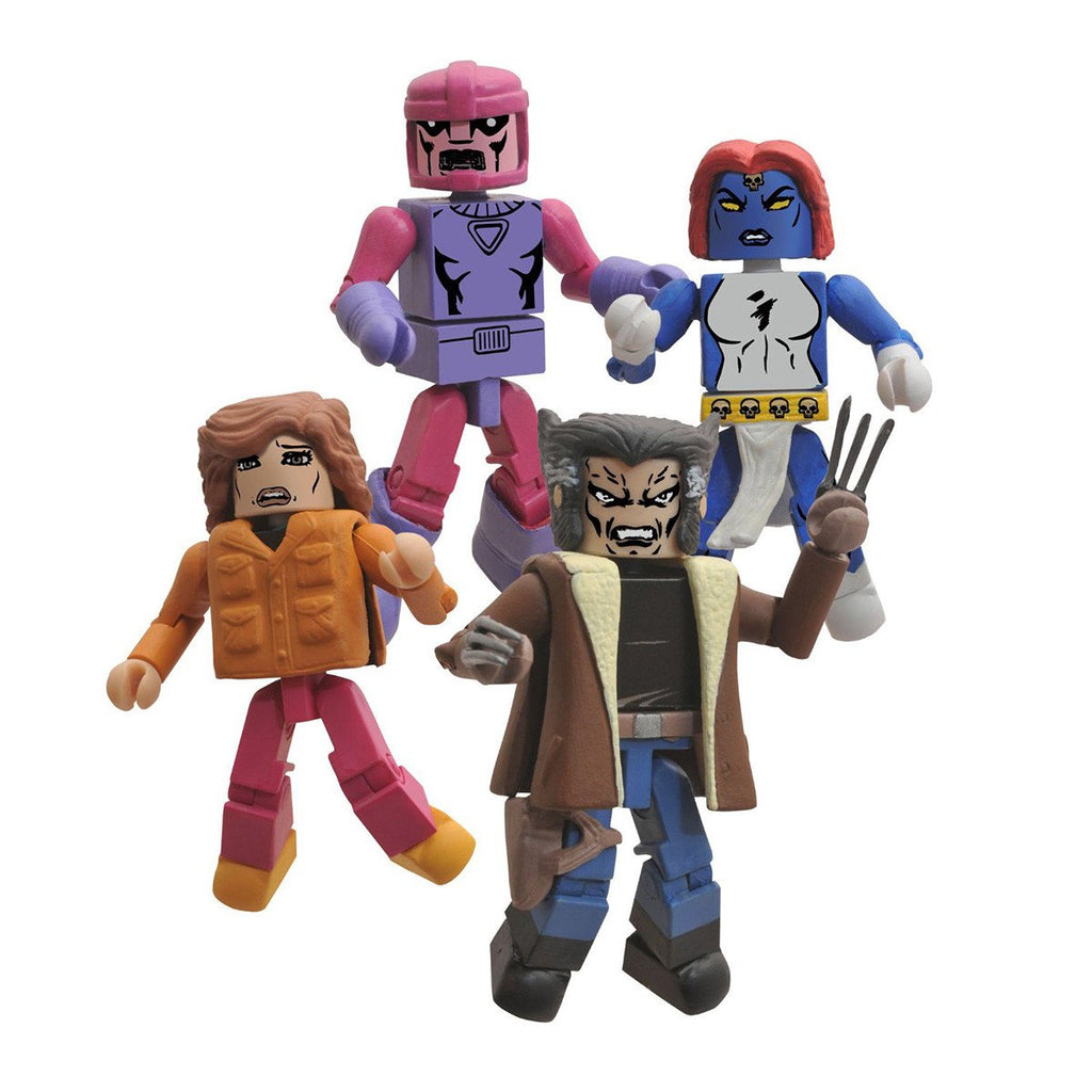 Minimates Marvel X-Men Days of Future Past Exclusive Box Set