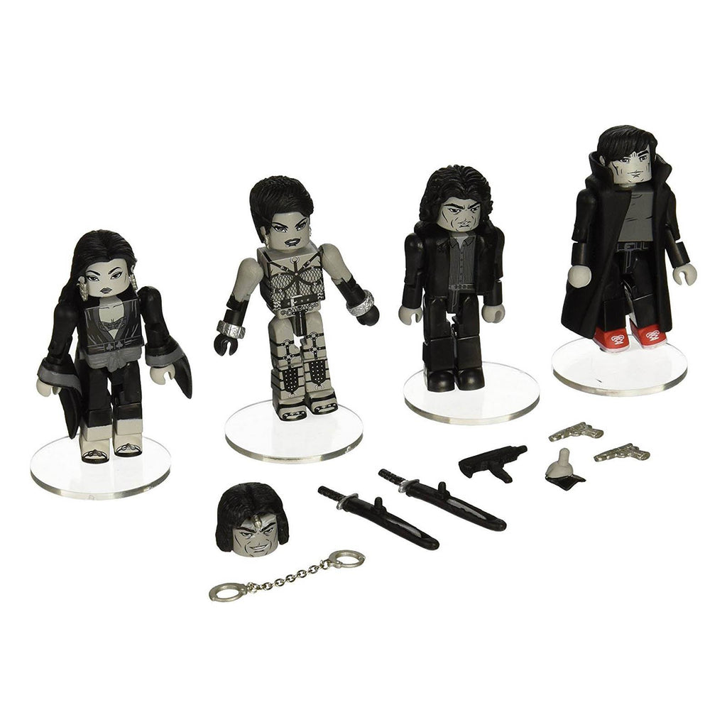 Minimates Sin City The Big Fat Kill Figure Set