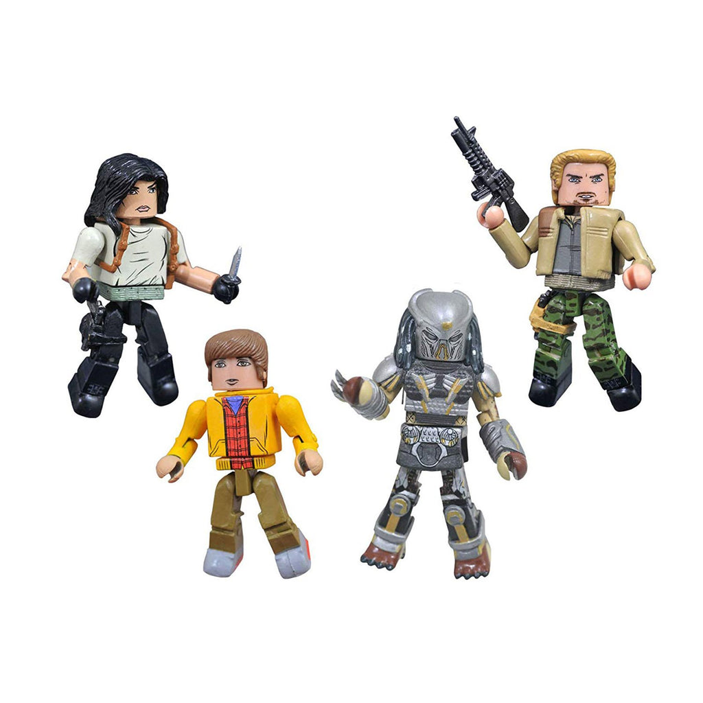 Minimates The Predator Movie Box Set