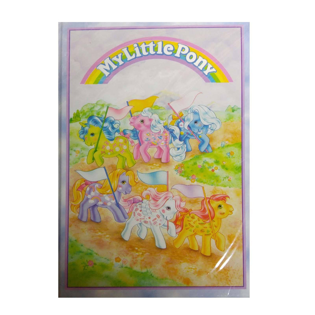 My Little Pony Blue Journal