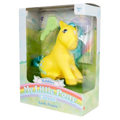 Action Figures - My Little Pony Classic Earth Ponies Collection Bubbles Figure