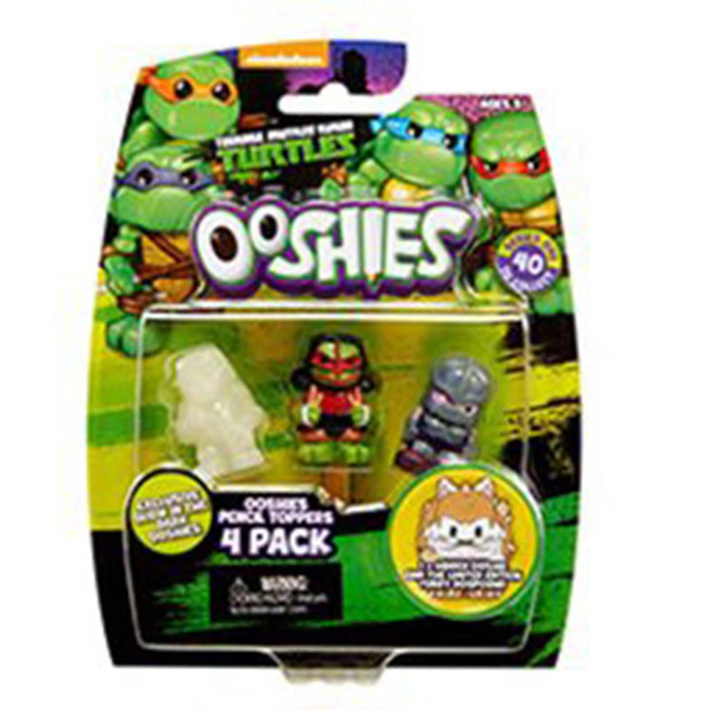 Teenage Mutant Ninja Turtles Toys 1 : Ooshies teenage mutant ninja turtles series raph set